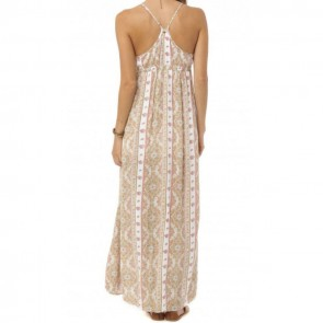 O'Neill Women's Della Maxi Dress - White