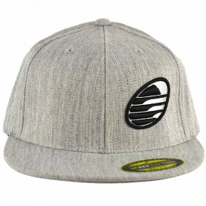 Cleanline Embroidered Rock Hat - Heather Grey/Black