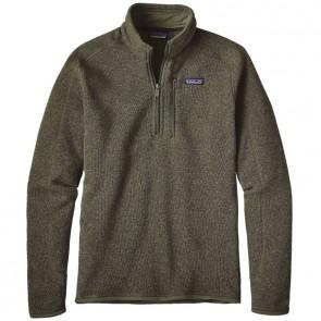 Patagonia Better Sweater 1/4-Zip Fleece - Industrial Green