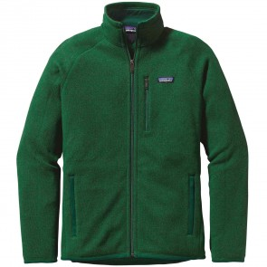 Patagonia Better Sweater Fleece Jacket - Hunter Green