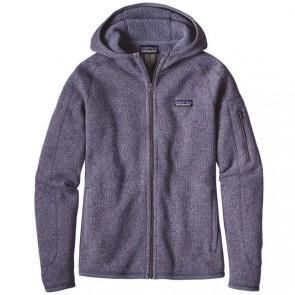 Patagonia Women's Better Sweater Full-Zip Hoody - Lupine