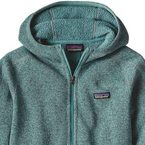 Patagonia Women's Better Sweater Full-Zip Hoody - Mogul Blue