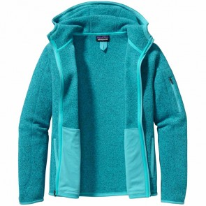 Patagonia Women's Better Sweater Zip Hoodie - Ultramarine