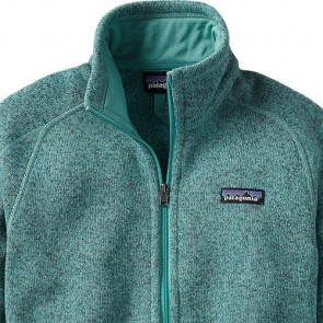 Patagonia Women's Better Sweater Fleece Jacket - Mogul Blue