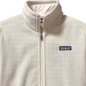 Patagonia Women's Better Sweater Fleece Jacket - Raw Linen