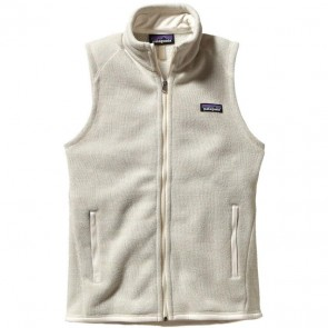 Patagonia Women's Better Sweater Fleece Vest - Raw Linen
