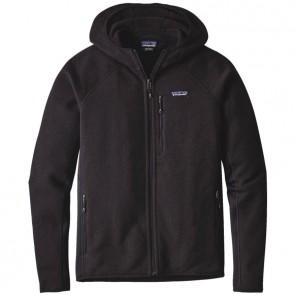 Patagonia Performance Better Sweater Fleece Hoody - Black