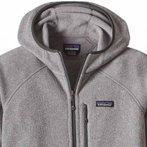 Patagonia Performance Better Sweater Fleece Hoody - Feather Grey