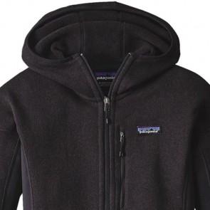 Patagonia Women's Performance Better Sweater Fleece Hoody - Black