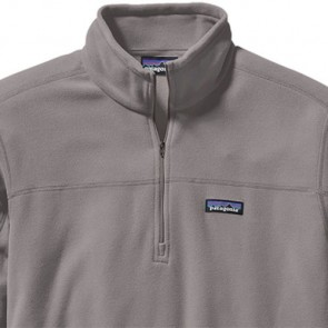 Patagonia Micro D Fleece Pullover - Feather Grey