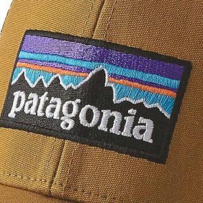 Patagonia P-6 LoPro Trucker Hat - Tapenade