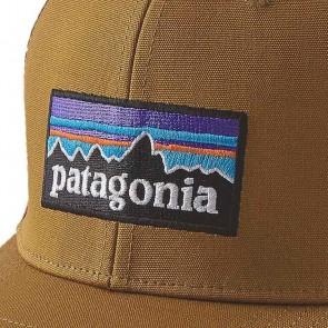 Patagonia P-6 Trucker Hat - Tapenade