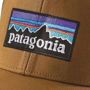 Patagonia P-6 Logo Stretch Fit Hat - Tapenade