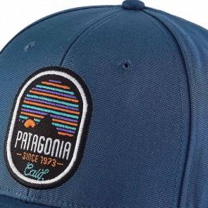 Patagonia Vesper Roger That Hat - Glass Blue