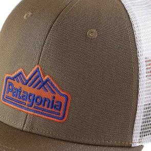Patagonia Range Station Trucker Hat - Ash Tan