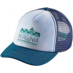 Patagonia Women's Femme Fitz Roy Interstate Trucker Hat - Big Sur Blue