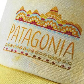 Patagonia Women's Femme Fitz Roy Interstate Trucker Hat - Yoke Yellow