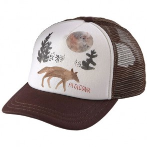 Patagonia Women's Howling Interstate Hat - Wander Brown