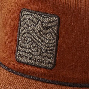 Patagonia Seazy Breezy Corduroy Hat - Saddle