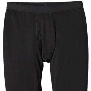 Patagonia Capilene Midweight Bottoms - Black