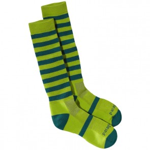 Patagonia Lightweight Snow Socks - Peppergrass Green
