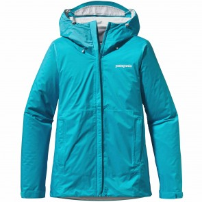 Patagonia Women's Torrentshell Jacket - Curacao