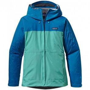 Patagonia Women's Torrentshell Jacket - Bandana Blue/Howling Turquoise