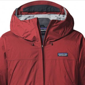 Patagonia Women's Torrentshell Jacket - Drumfire Red