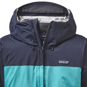 Patagonia Women's Torrentshell Jacket - Navy Blue/Epic Blue