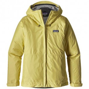 Patagonia Women's Torrentshell Jacket - Yoke Yellow
