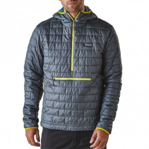 Patagonia Nano Puff Bivy Pullover Jacket - Nouveau Green