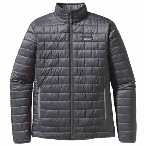Patagonia Nano Puff Jacket - Forge Grey