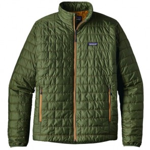 Patagonia Nano Puff Jacket - Buffalo Green