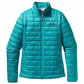 Patagonia Women's Nano Puff Jacket - Tobago Blue