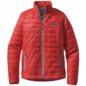 Patagonia Women's Nano Puff Jacket - French Red