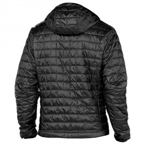Patagonia Nano Puff Hooded Jacket - Black/Navy