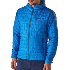 Patagonia Nano Puff Hoody Jacket - Andes Blue