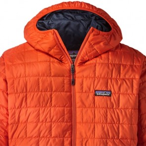 Patagonia Nano Puff Hoody Jacket - Paintbrush Red