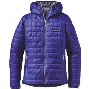 Patagonia Women's Nano Puff Hoody - Harvest Moon Blue