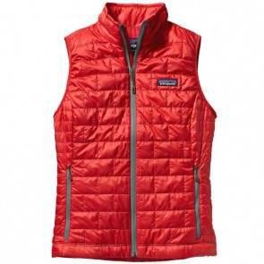 Patagonia Women's Nano Puff Vest - French Red