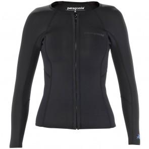 Patagonia Wetsuits Women's R1 Long Sleeve Top - Black