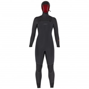 Patagonia Women's R4 Hooded Chest Zip Wetsuit