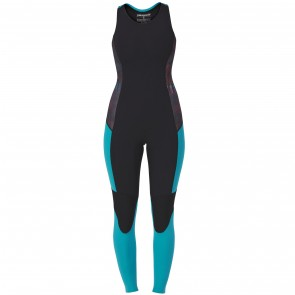Patagonia Women's R1 Long Jane Wetsuit - Howling Turquoise