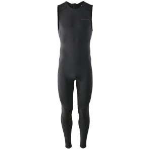 Patagonia R1 Lite Yulex 2mm Long John Wetsuit - Black