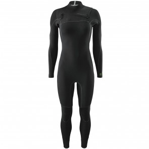Patagonia Women's R2 Yulex 4.5/3 Chest Zip Wetsuit