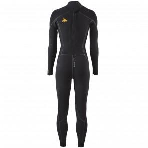 Patagonia Women's R3 Yulex 4.5/3.5 Back Zip Wetsuit