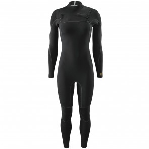 Patagonia Women's R3 Yulex 4.5/3.5 Chest Zip Wetsuit