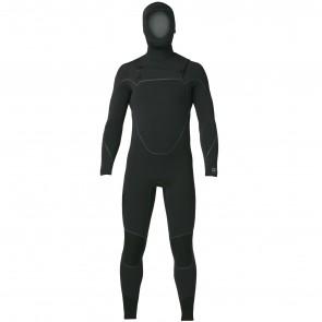 Patagonia R5 Yulex 6.5/5 Hooded Wetsuit - Black