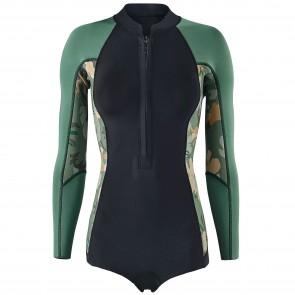 Patagonia Women's R1 Lite Yulex 2mm Long Sleeve Spring Jane Wetsuit