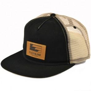 Cleanline Lines Hat - Black
